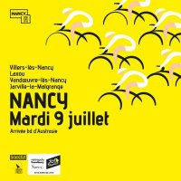 Tour de France 2019 : il traversera Villers-lès-Nancy